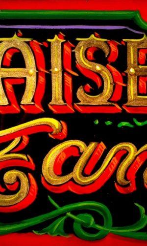 Plaque Filete Braise Tango