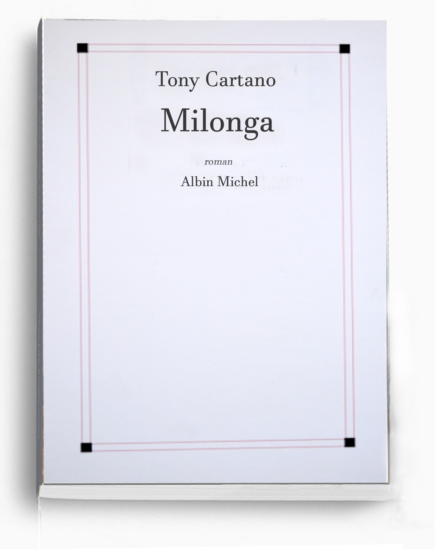 Milonga - Cartano