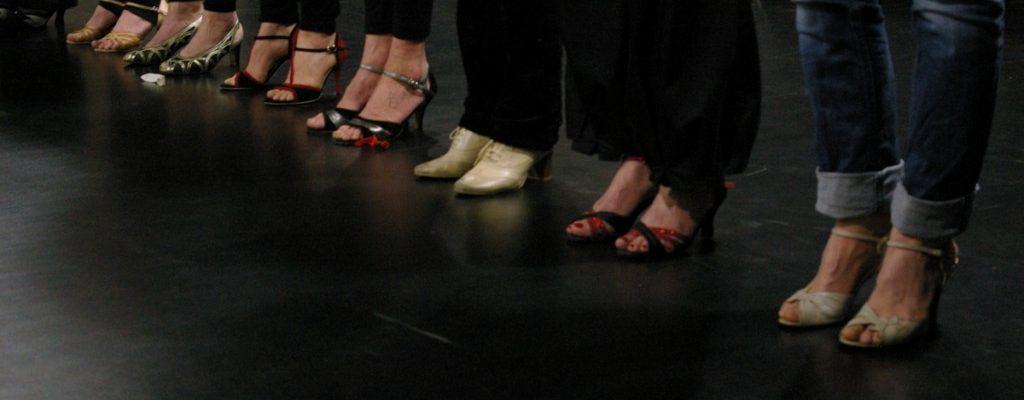 Atelier théâtre tango