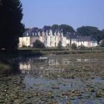 Château de la Rigaudière à Theil( 20km au sud de Rennes)
