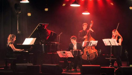 Cuarteto Silbando Tango