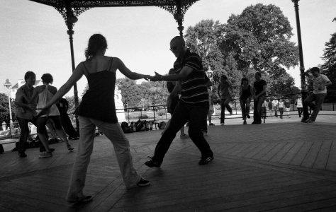 Lindy Hop au Thabor, photo T.Besse