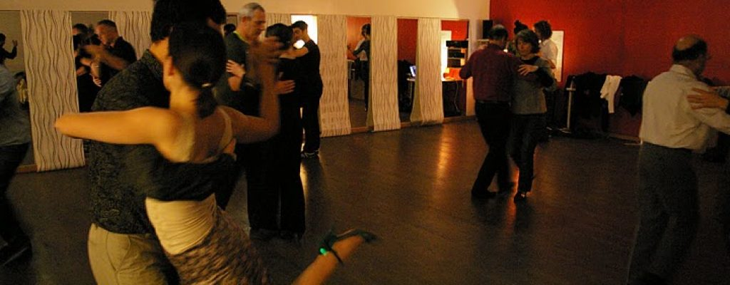 La salle de danse à Dance Gallery