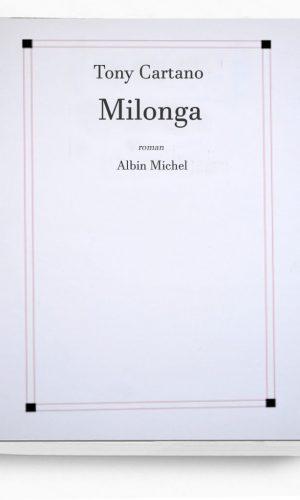 Milonga - Cartano