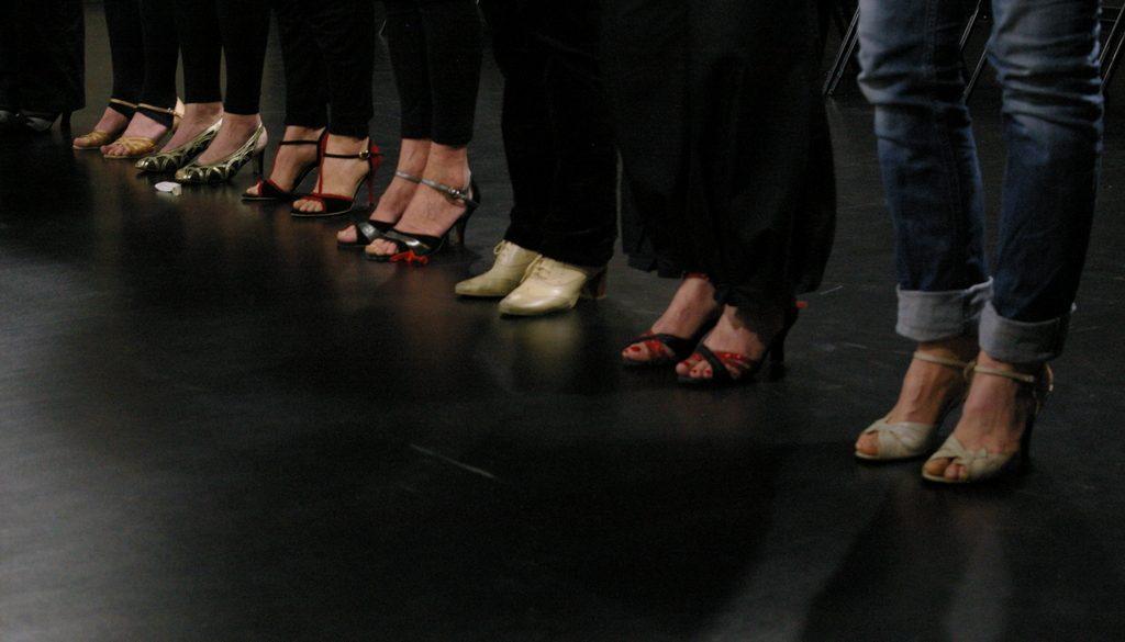 Atelier théâtre-tango