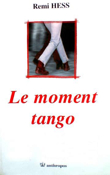 Hess - Le moment tango