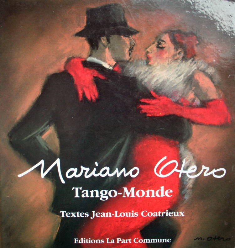 Tango-monde - Mariano Otero